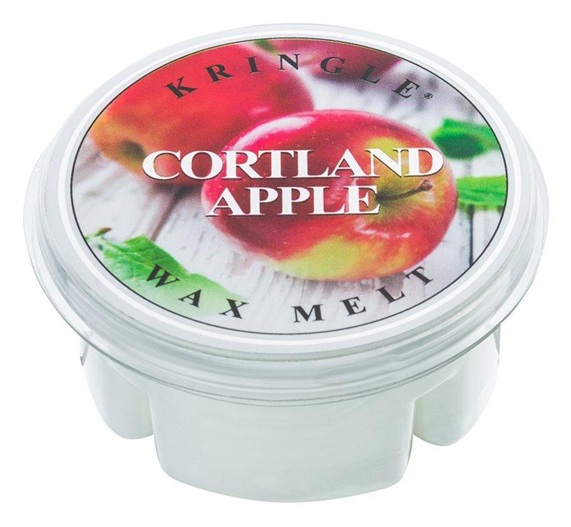 Kringle Candle Cortland Apple tartelette en cire 35 g