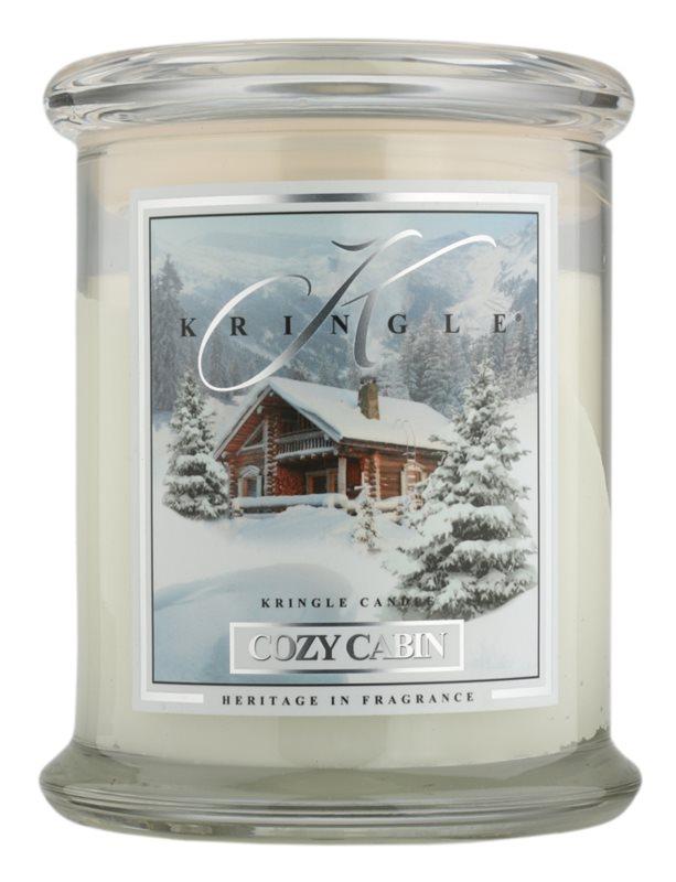 Kringle Candle Cozy Cabin Duftkerze  411 g