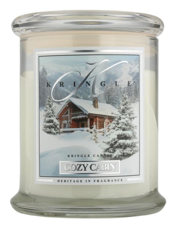Kringle Candle Cozy Cabin Geurkaars 411 gr