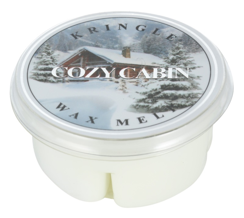 Kringle Candle Cozy Cabin vosk do aromalampy 35 g