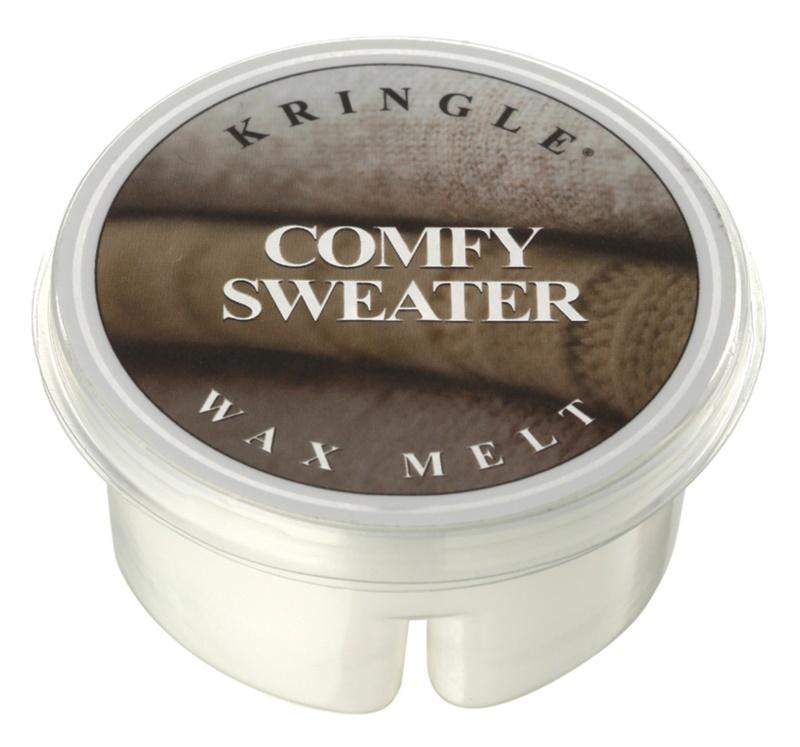 Kringle Candle Comfy Sweater ceară pentru aromatizator 35 g