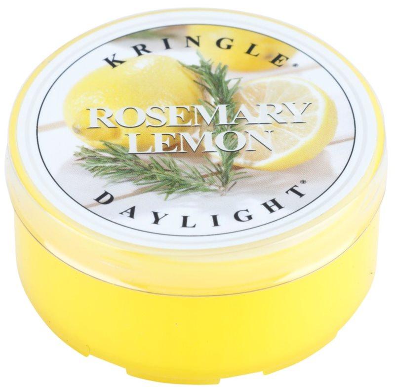 Kringle Candle Rosemary Lemon čajová sviečka 35 g