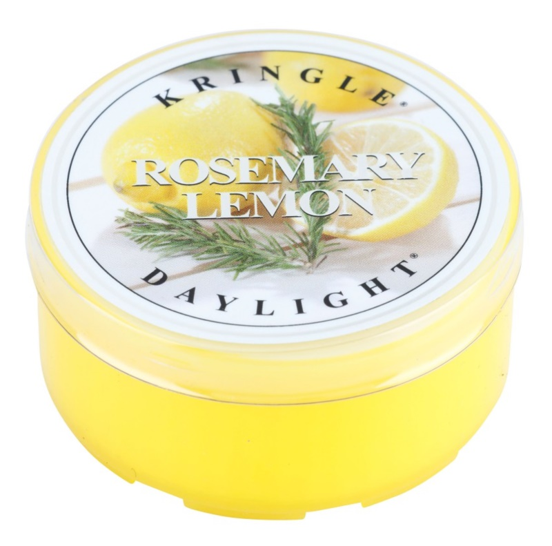 Kringle Candle Rosemary Lemon świeczka typu tealight 35 g