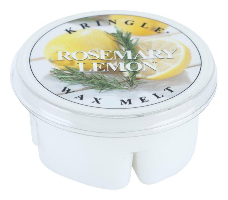Kringle Candle Rosemary Lemon vosek za aroma lučko  35 g