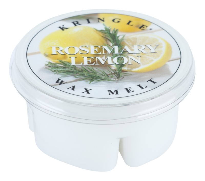 Kringle Candle Rosemary Lemon Wachs für Aromalampen 35 g
