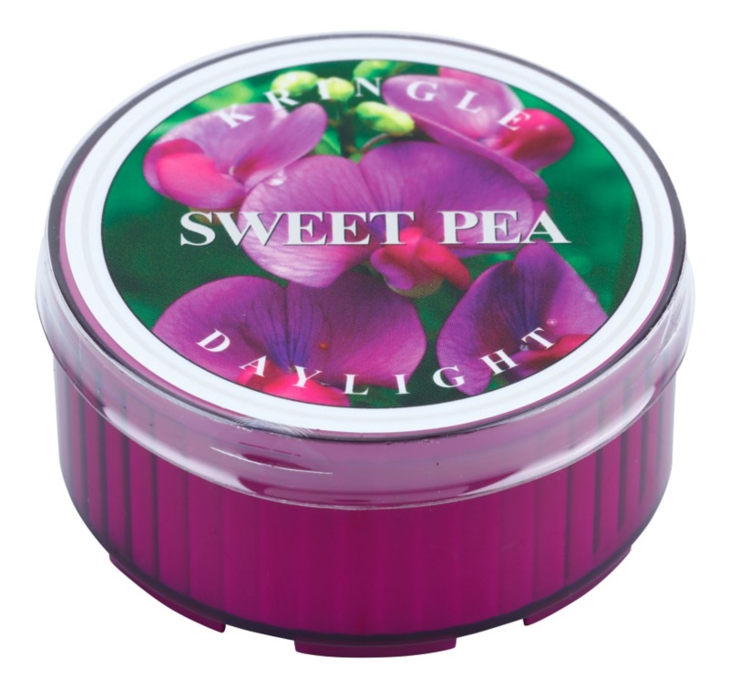 Kringle Candle Sweet Pea teamécses 35 g