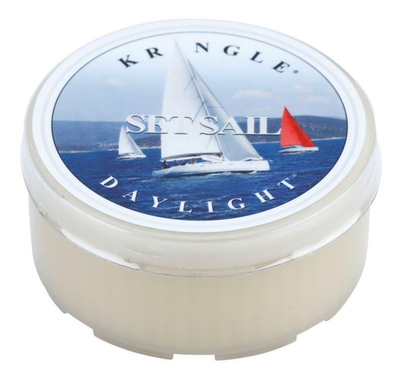 Kringle Candle Set Sail čajová sviečka 35 g