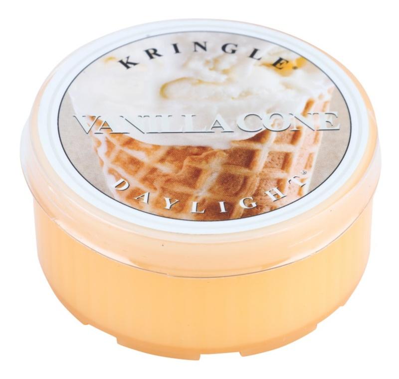Kringle Candle Vanilla Cone bougie chauffe-plat 35 g