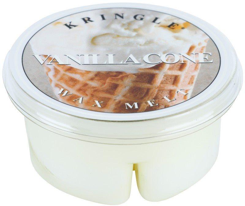 Kringle Candle Vanilla Cone illatos viasz aromalámpába 35 g