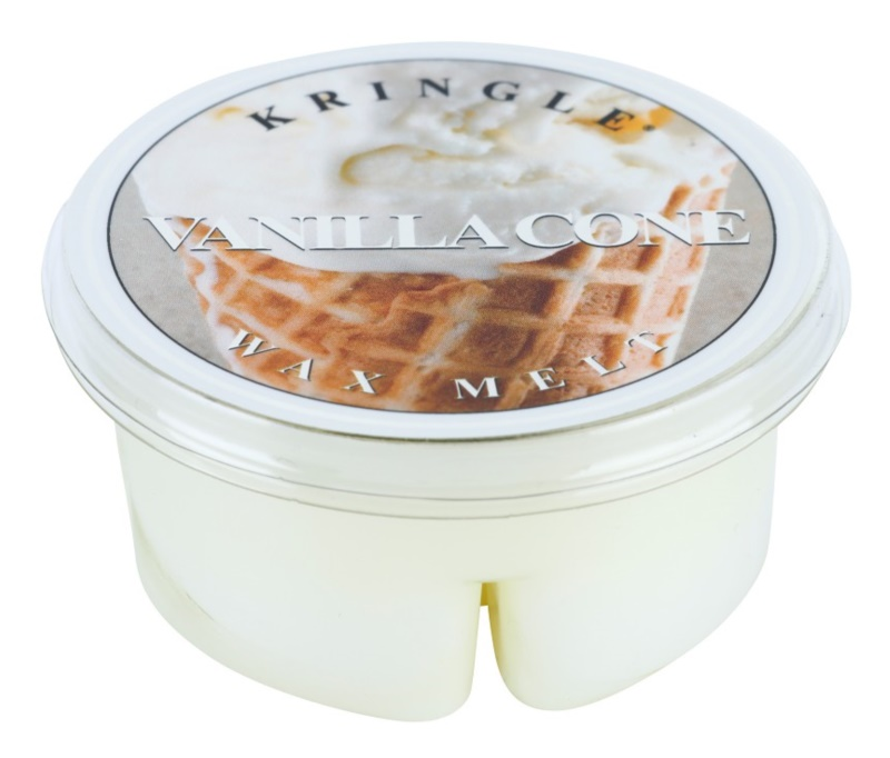 Kringle Candle Vanilla Cone Wax Melt 35 g