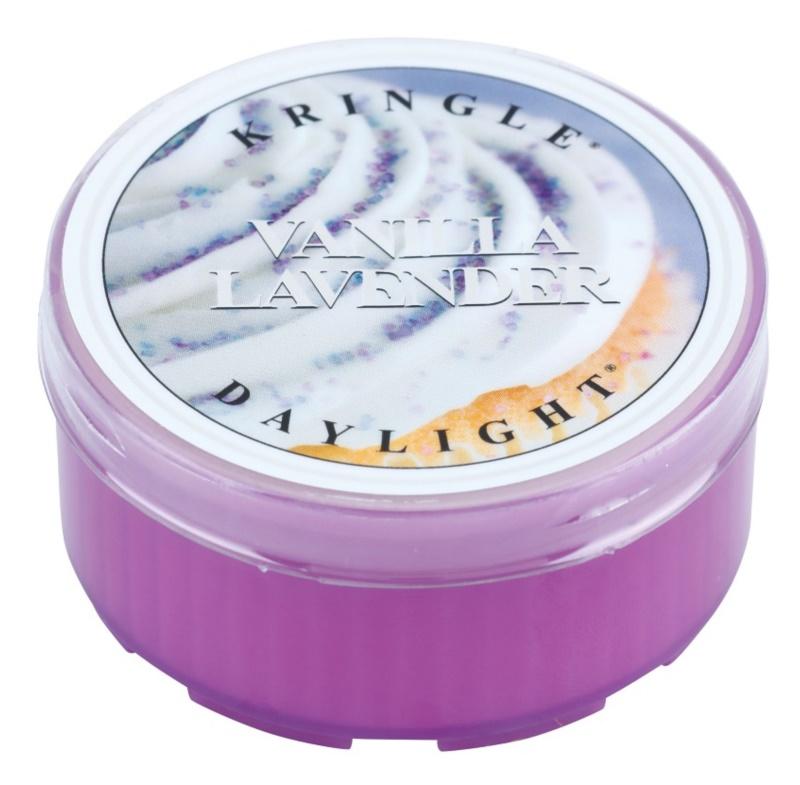 Kringle Candle Vanilla Lavender świeczka typu tealight 35 g