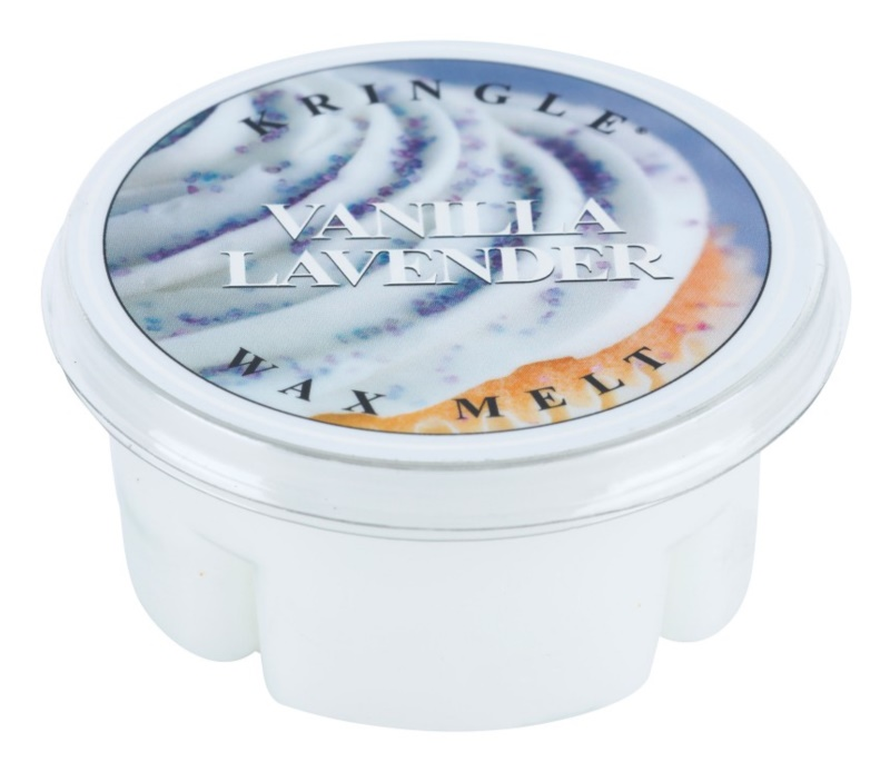 Kringle Candle Vanilla Lavender vosk do aromalampy 35 g
