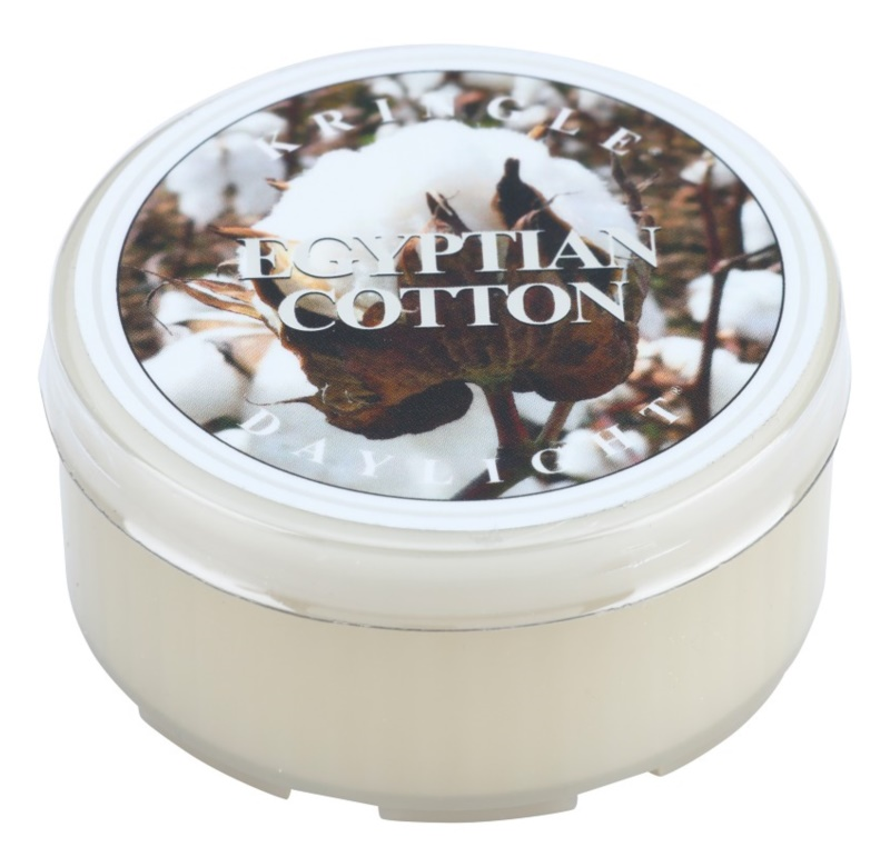 Kringle Candle Egyptian Cotton čajová sviečka 35 g