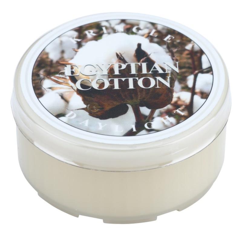 Kringle Candle Egyptian Cotton świeczka typu tealight 35 g