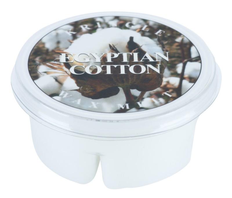 Kringle Candle Egyptian Cotton восък за арома-лампа  35 гр.