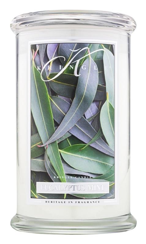 Kringle Candle Eucalyptus Mint lumanari parfumate  624 g