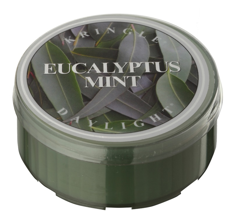 Kringle Candle Eucalyptus Mint lumânare 35 g
