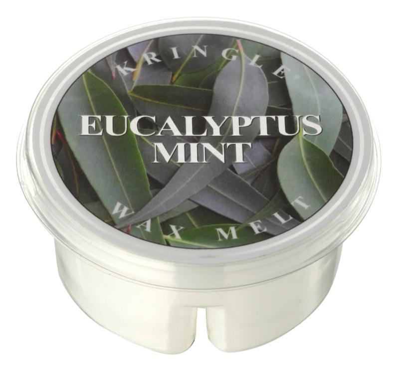 Kringle Candle Eucalyptus Mint Wachs für Aromalampen 35 g