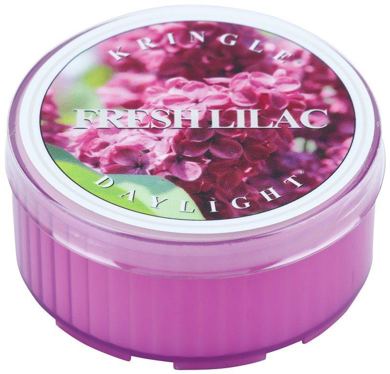 Kringle Candle Fresh Lilac Чаена свещ 35 гр.