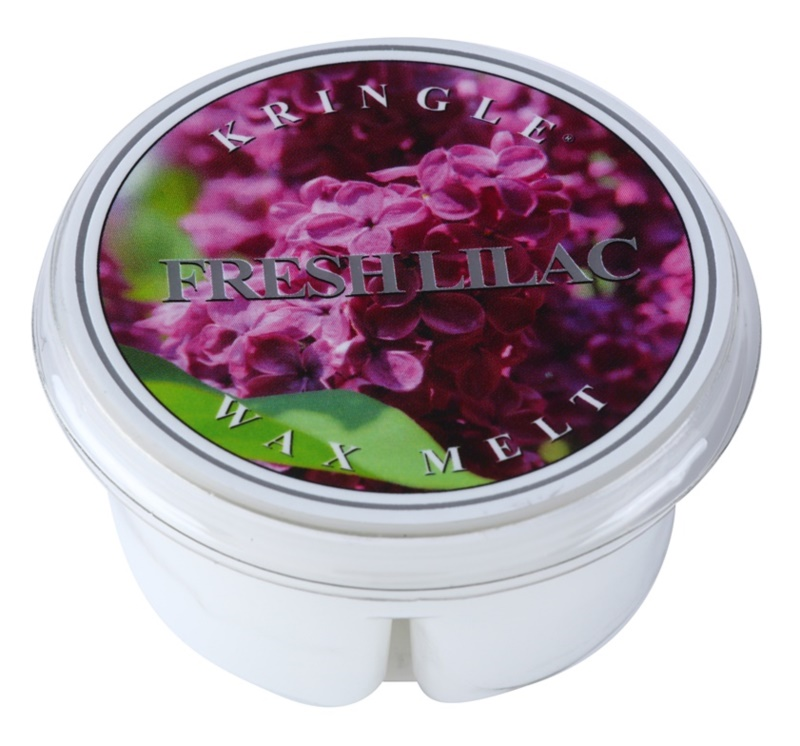 Kringle Candle Fresh Lilac cera per lampada aromatica 35 g