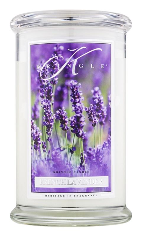 Kringle Candle French Lavender dišeča sveča  624 g