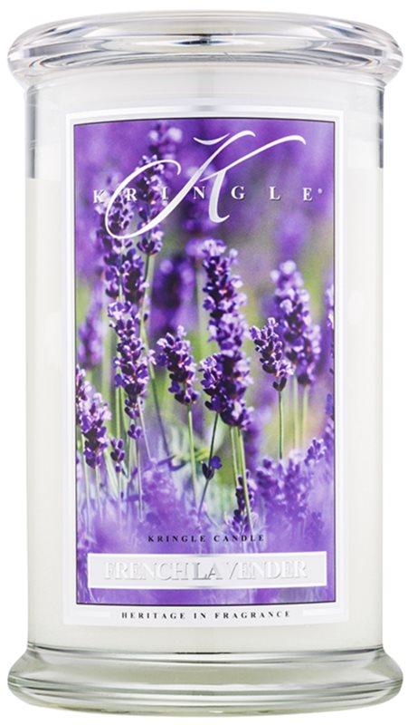 Kringle Candle French Lavender świeczka zapachowa  624 g
