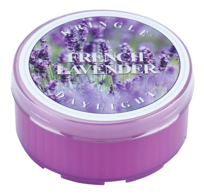 Kringle Candle French Lavender čajová sviečka 35 g