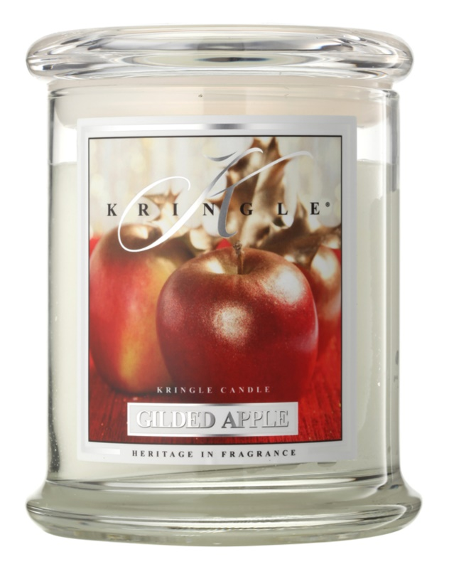 Kringle Candle Gilded Apple candela profumata 411 g