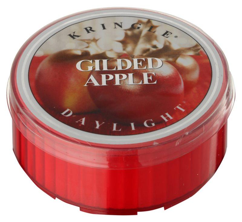 Kringle Candle Gilded Apple čajová sviečka 35 g