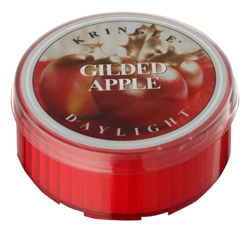 Kringle Candle Gilded Apple Tealight Candle 35 g