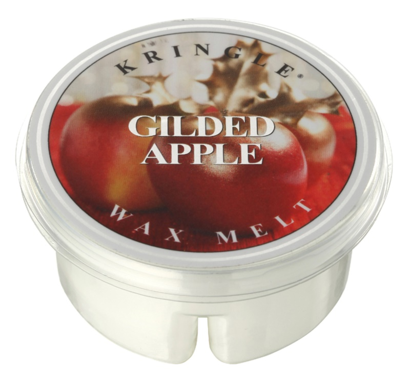 Kringle Candle Gilded Apple vosk do aromalampy 35 g