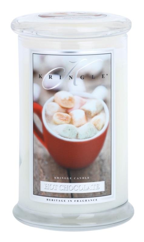 Kringle Candle Hot Chocolate illatos gyertya  624 g