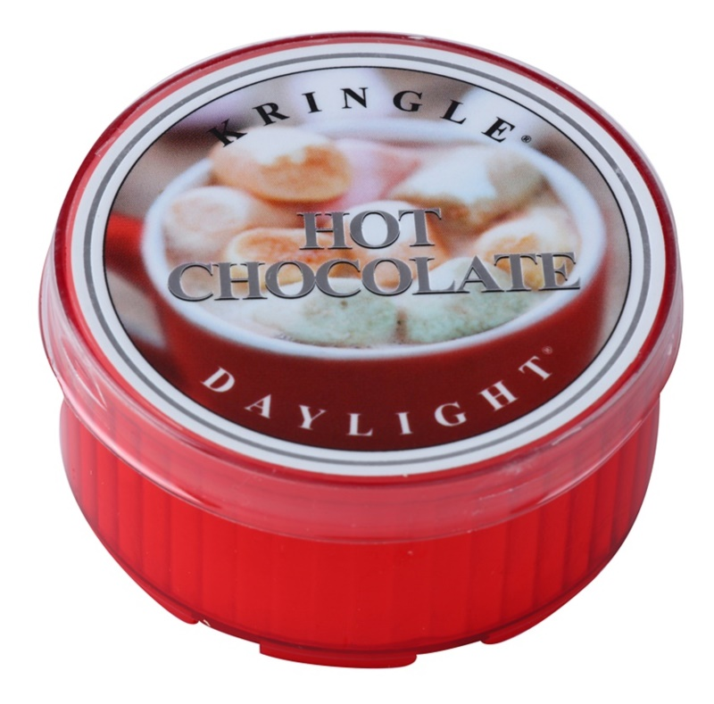 Kringle Candle Hot Chocolate čajová svíčka 35 g