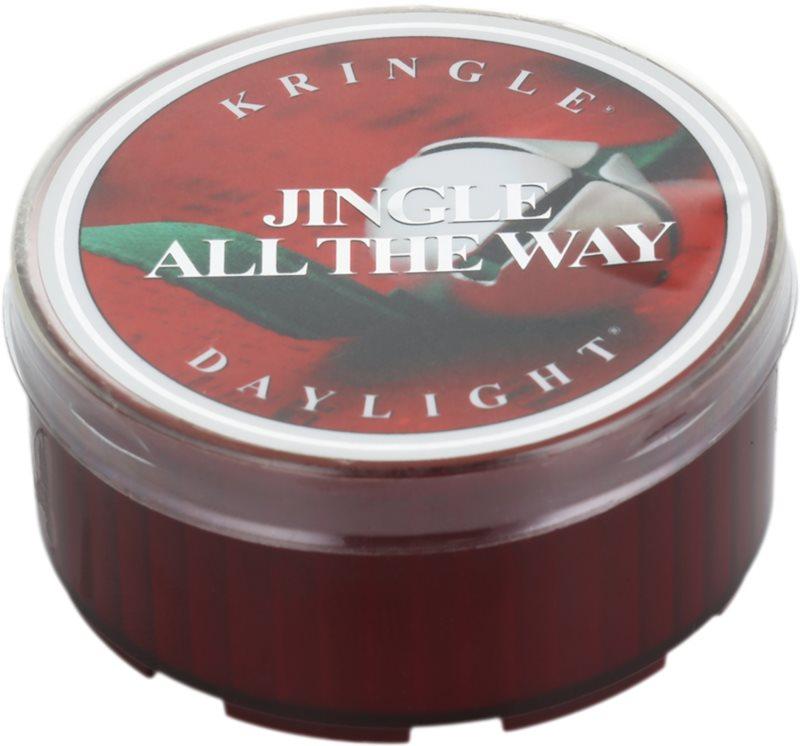 Kringle Candle Jingle All The Way čajová svíčka 35 g