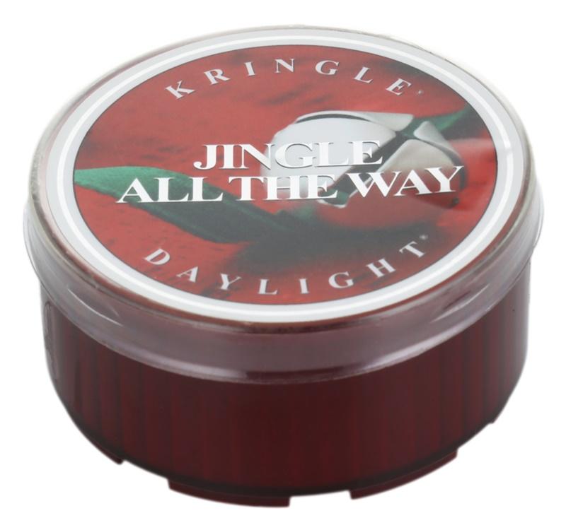 Kringle Candle Jingle All The Way čajová sviečka 35 g