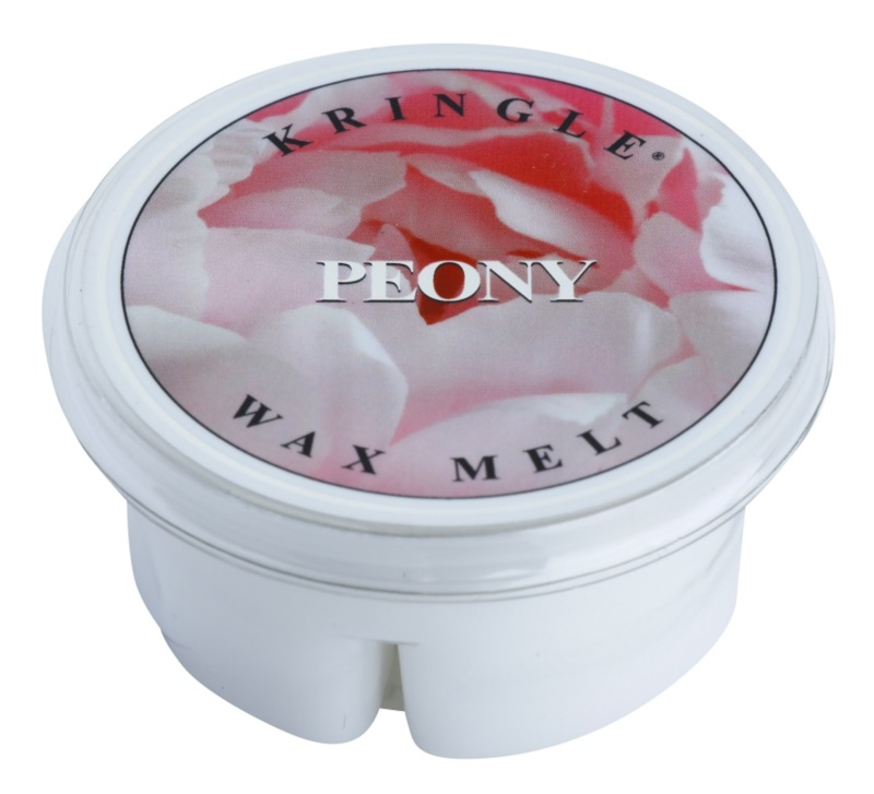Kringle Candle Peony Wachs für Aromalampen 35 g
