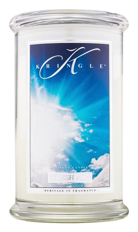 Kringle Candle Fresh Air lumânare parfumată  624 g