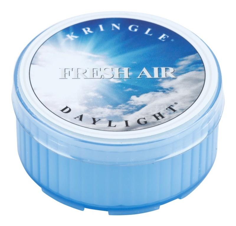 Kringle Candle Fresh Air čajová svíčka 35 g