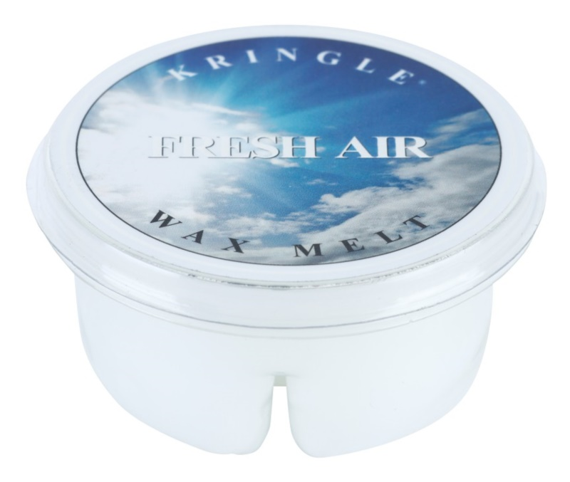Kringle Candle Fresh Air Wachs für Aromalampen 35 g