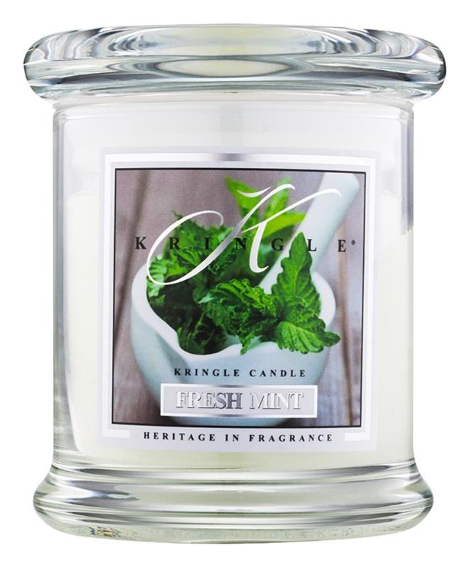 Kringle Candle Fresh Mint candela profumata 127 g