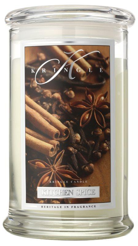 Kringle Candle Kitchen Spice Duftkerze  624 g