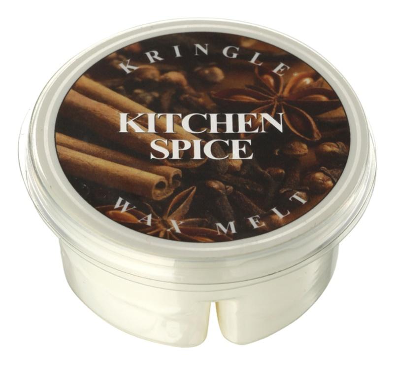 Kringle Candle Kitchen Spice tartelette en cire 35 g