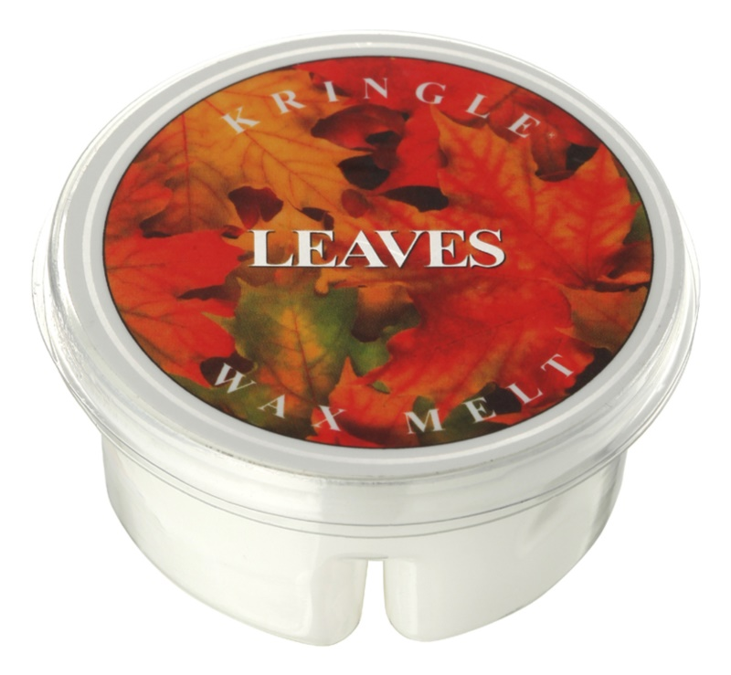 Kringle Candle Leaves Wachs für Aromalampen 35 g