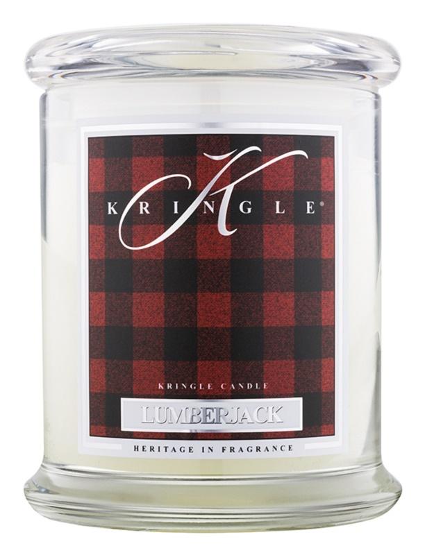 Kringle Candle Lumberjack dišeča sveča  411 g