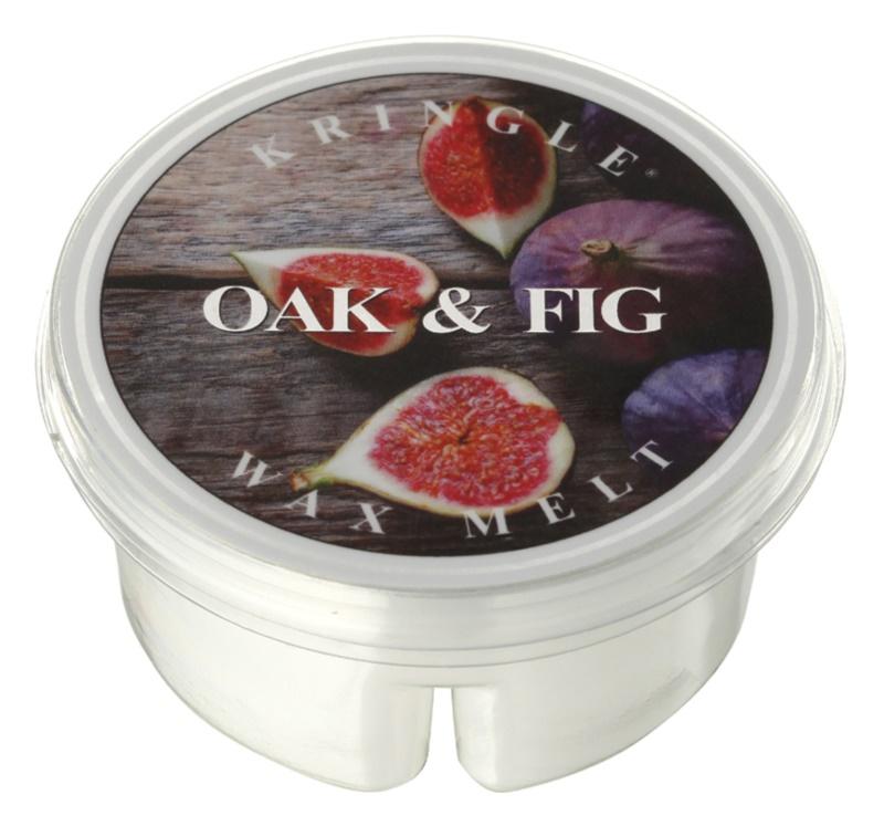 Kringle Candle Oak & Fig ceară pentru aromatizator 35 g