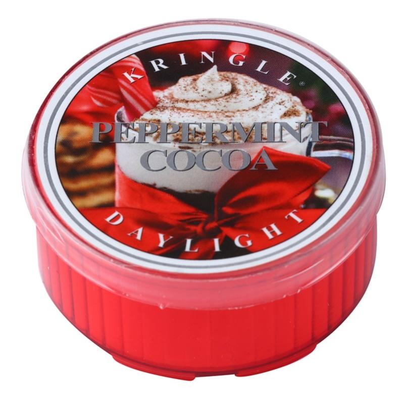 Kringle Candle Peppermint Cocoa čajna sveča 35 g