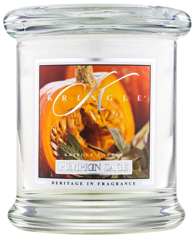 Kringle Candle Pumpkin Sage candela profumata 127 g