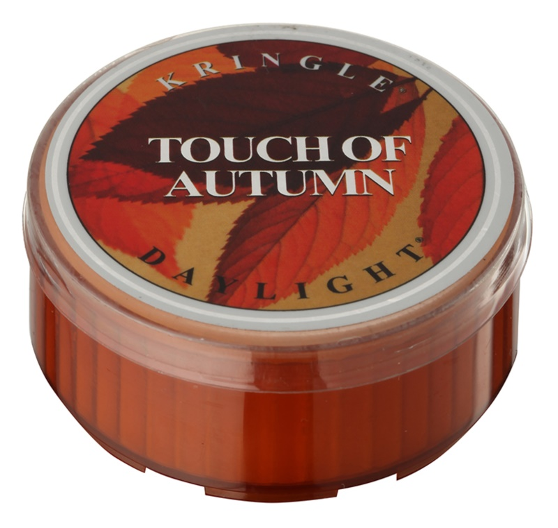 Kringle Candle Touch of Autumn čajna sveča 35 g