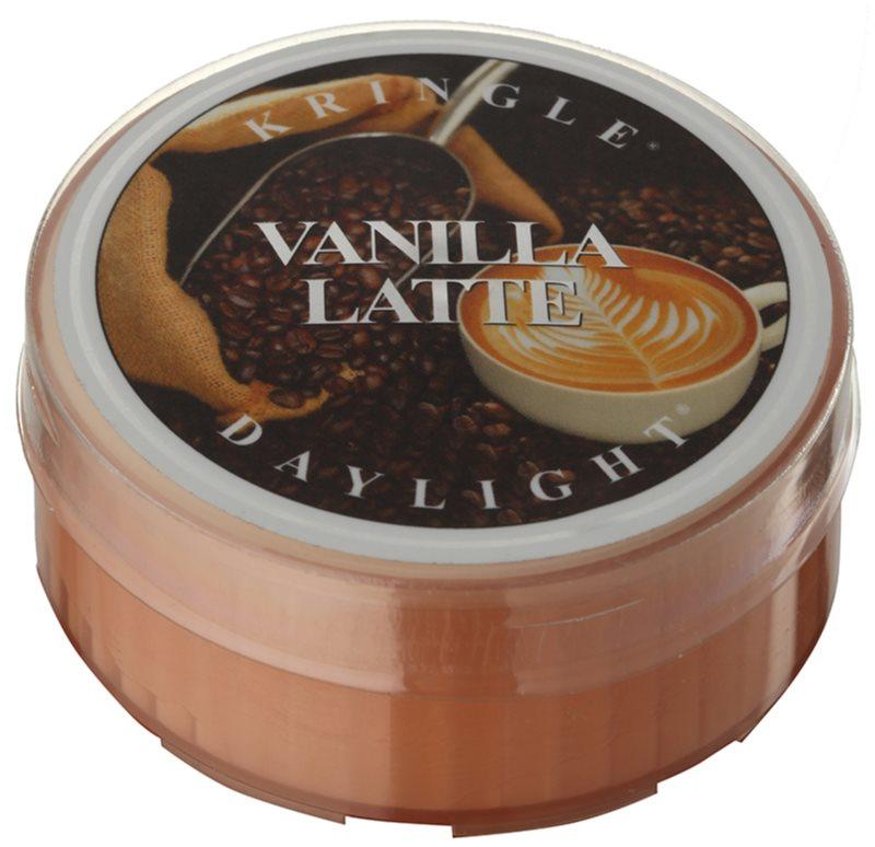 Kringle Candle Vanilla Latte čajová sviečka 35 g