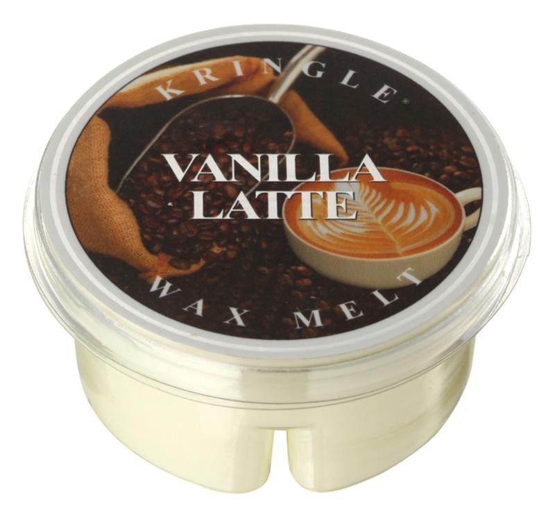 Kringle Candle Vanilla Latte vosk do aromalampy 35 g